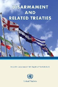Cover Disarmament and Related Treaties