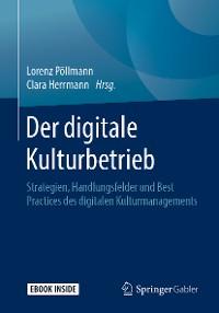Cover Der digitale Kulturbetrieb