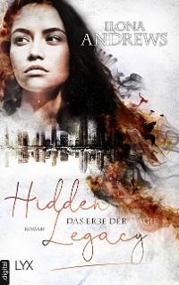 Cover Hidden Legacy - Das Erbe der Magie