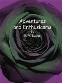 Cover Adventures and Enthusiasms