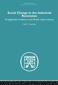 Cover Social Change in the Industrial Revolution