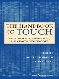 Cover The Handbook of Touch