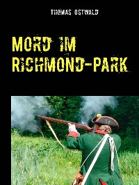 Cover Mord im Richmond-Park
