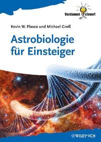 Cover Astrobiologie für Einsteiger