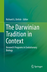 Cover The Darwinian Tradition in Context