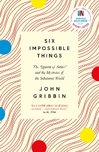 Cover Six Impossible Things