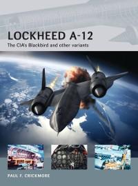 Cover Lockheed A-12