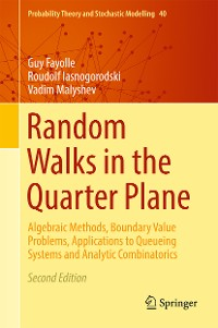 Cover Random Walks in the Quarter Plane