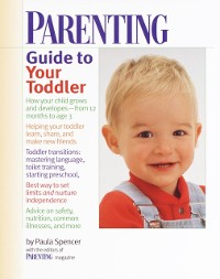 Cover Parenting Guide to Your Toddler