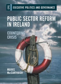 Cover Public Sector Reform in Ireland