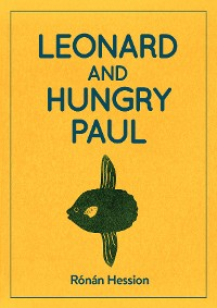 Cover LEONARD AND HUNGRY PAUL