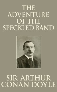 Cover The Adventure of the Speckled Band