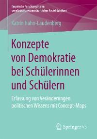 Cover Konzepte von Demokratie bei Schülerinnen und Schülern