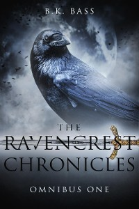 Cover The Ravencrest Chronicles
