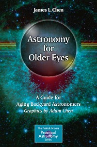 Cover Astronomy for Older Eyes
