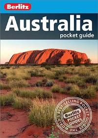 Cover Berlitz Pocket Guide Australia (Travel Guide eBook)