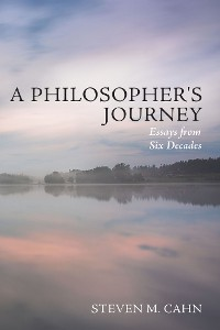 Cover A Philosopher's Journey
