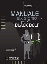 Cover Manuale Six Sigma per le Black Belt