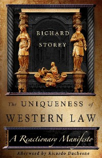 Cover The Uniqueness of Western Law