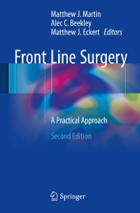 Cover Front Line Surgery