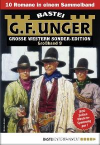 Cover G. F. Unger Sonder-Edition Großband 9 - Western-Sammelband