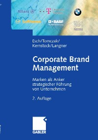 Cover Corporate Brand Management