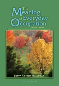 Cover Meaning of Everyday Occupation, Second Edition