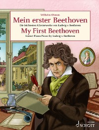 Cover My First Beethoven