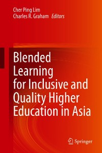 Cover Blended Learning for Inclusive and Quality Higher Education in Asia