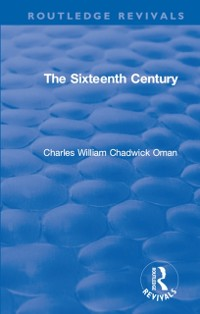 Cover Revival: The Sixteenth Century (1936)