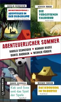 Cover Abenteuerlicher Sommer