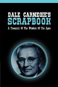 Cover Dale Carnegie's Scrapbook