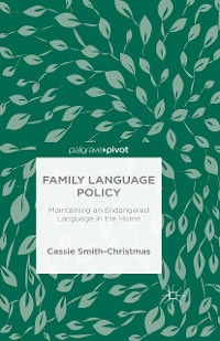 Cover Family Language Policy