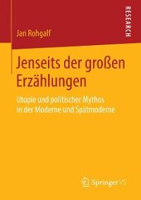 Cover Jenseits der großen Erzählungen