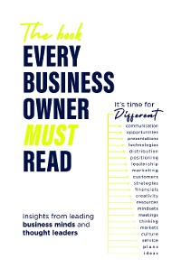 Cover The Book Every Business Owner Must Read