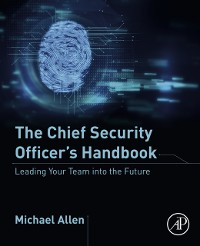 Cover Chief Security Officer's Handbook