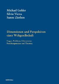 Cover Dimensionen und Perspektiven einer Weltgesellschaft