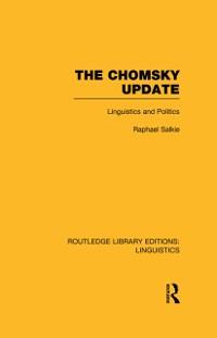 Cover Chomsky Update (RLE Linguistics A: General Linguistics)