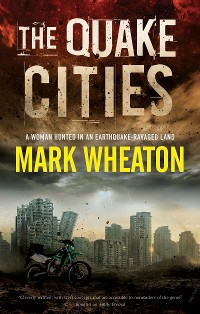 Cover The Quake Cities