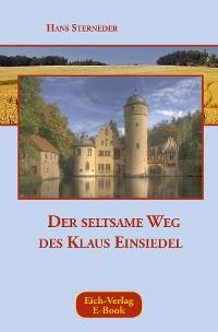 Cover Der seltsame Weg des Klaus Einsiedel