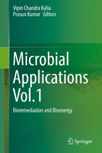 Cover Microbial Applications Vol.1