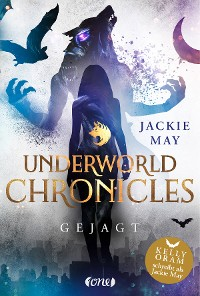 Cover Underworld Chronicles - Gejagt