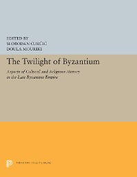 Cover The Twilight of Byzantium