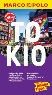 Cover MARCO POLO Reiseführer Tokio