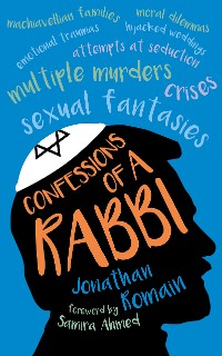 Cover Confessions of a Rabbi