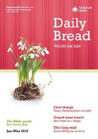 Cover Daily Bread