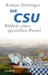 Cover Die CSU
