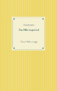 Cover Das Nibelungenlied