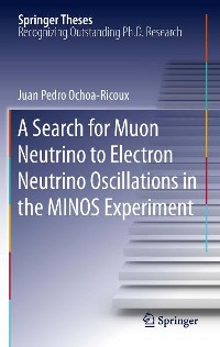 Cover A Search for Muon Neutrino to Electron Neutrino Oscillations in the MINOS Experiment