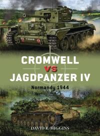 Cover Cromwell vs Jagdpanzer IV